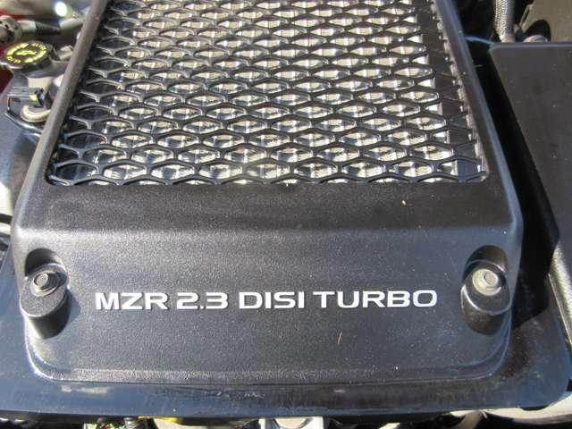☆264馬力を叩き出すインタークーラー付ターボエンジン!☆ひとたび踏み込めばマツダスピードの威力を五感で体感できます!
