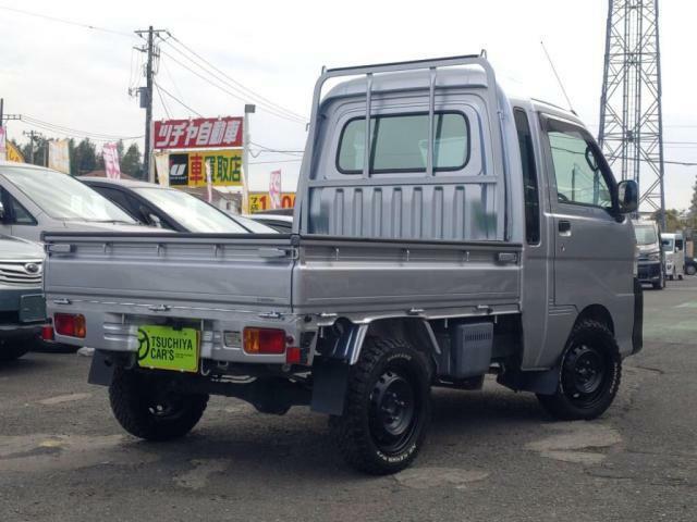 グレード「 ジャンボ 4WD 」