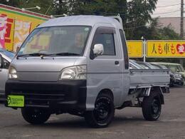 ダイハツ ハイゼットトラック 660 ジャンボ 3方開 4WD 1オーナーLED