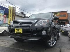レクサス LX の中古車 570 大分県大分市 415.0万円