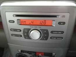 純正CDステレオ装備!