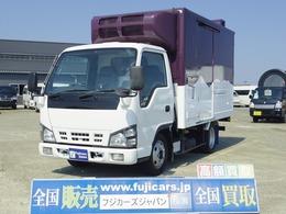 日産 アトラス 4.8 高床 ディーゼル 移動販売車 キッチンカー フードトラック
