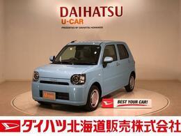 ダイハツ ミラトコット 660 X SAIII 4WD CD