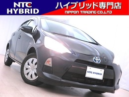 トヨタ アクア 1.5 L 前期 純正ナビ ワンセグBluetooth ETCBカメ