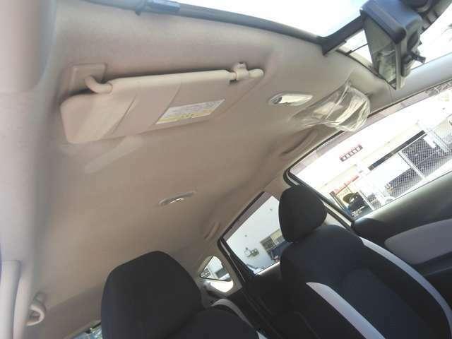 メーカーオプションスマートルームミラー付 天井です こんなにキレイな状態です! シートキレイ・車内キレイですよ! タバコ臭無し!