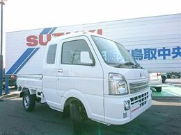 スズキ キャリイ 660 スーパーキャリイ X 3方開 4WD セーフティサポート