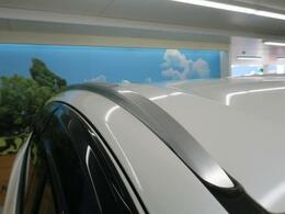 【ルーフレール】SUVテイストをより強調してくれます♪もちろん実用性もバッチリ!