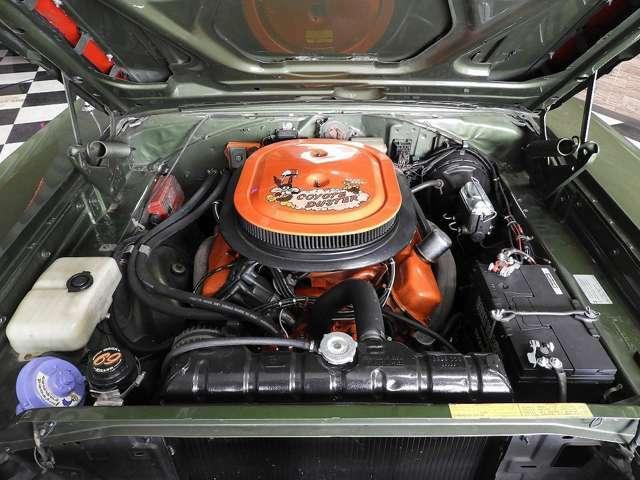 エンジンは440/4MTの車両で機関良好になります!