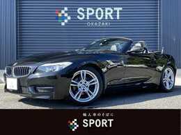 BMW Z4 sドライブ 20i Mスポーツパッケージ 純正HDDナビ Bカメ 黒革シート HID