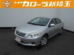 トヨタ カローラアクシオ 1.5 X スペシャルエディション HIDライト