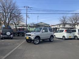 マツダ AZ-オフロード 660 XC 4WD 本州仕入れ 下回り防錆塗装施工済み