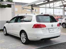 納車後のメンテナンスは全国のVolkswagen正規ディーラーで対応できます。