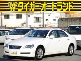 トヨタ マークX 2.5 250G Fパッケージ スマートエディション スマートキー プッシュスタート