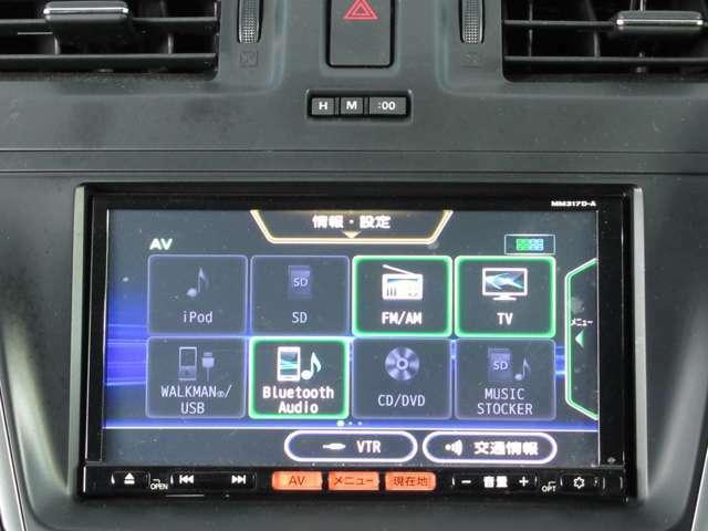 メモリナビMM317D-A フルセグTV