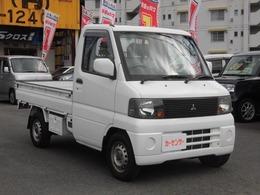 三菱 ミニキャブトラック 660 VX-SE 4WD エアコン パワステ 5MT 作業灯