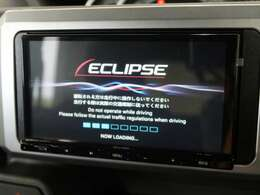 ●【イクリプスSDナビ】装備!フルセグ視聴・DVD再生・bluetooth接続などオーディオ環境もご満足頂ける1台です♪