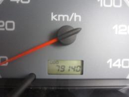 走行79500km