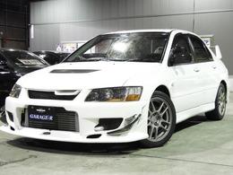 三菱 ランサーエボリューション 2.0 GSR IX 4WD 車高調 エキマニ マフラ- ラジエタ-