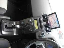 カーボンセンターパネル 純正HDDナビ付きDVD再生付