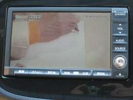 純正HDDナビ付です!ワンセグTVも映ります!