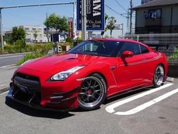 日産 GT-R 3.8 ブラックエディション 4WD 禁煙車 レカロシート BBS20インチ