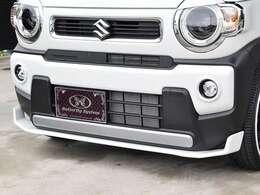 GLANZエアロ(フロント・サイド・リア・アイライン) WORKアルミホイル&新品タイヤ 新品車高調