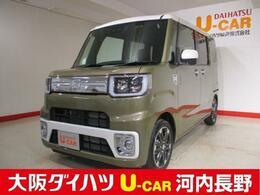 ダイハツ ウェイク 660 Gターボ レジャーエディション SAIII 届出済未使用車/両側電動スライド/ターボ/