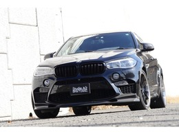 BMW X6 M エディション ブラック ファイヤ 4WD