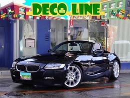 BMW Z4 ロードスター リミテッドエディション 社外サイバーナビ地デジTV 限定車