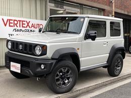 スズキ ジムニーシエラ 1.5 JC 4WD 登録済未使用車 R3年1月登録