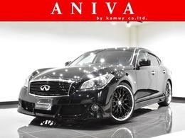 日産 フーガ 2.5 250GT タイプP 黒革エアーシート LD 新品21AW フルエアロ