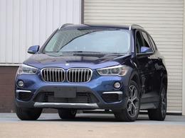 BMW X1 xドライブ 18d xライン 4WD ハイラインパッケージ 黒革シートヒーター