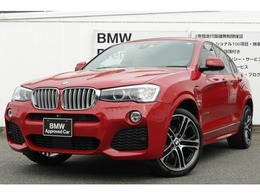 BMW X4 xドライブ28i Mスポーツ 4WD サンルーフ アイボリーホワイトレザー