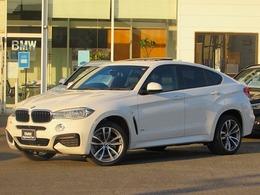 BMW X6 xドライブ 35i Mスポーツ 4WD 認定中古車 ACC 黒レザー 禁煙車