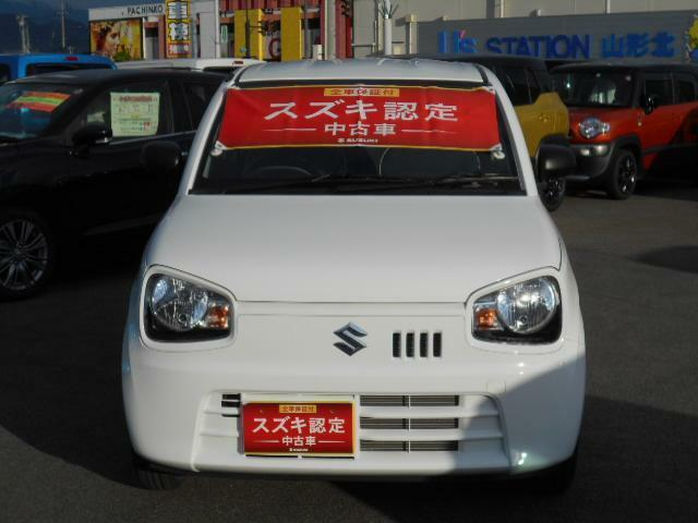 ☆新車保証継承致しますので全国のスズキ正規ディーラー保証修理いたします。