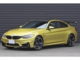BMW M4クーペ M DCT ドライブロジック オリジナル内装 トップビュー GTウイング