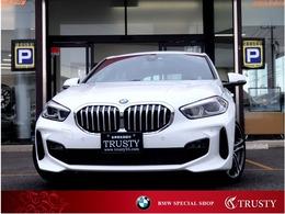 BMW 1シリーズ 118i Mスポーツ DCT ナビPKG 電動ゲート 自動追従 禁煙車