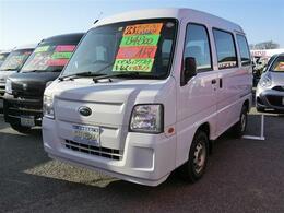 スバル サンバー 660 トランスポーター 4WD エアコン パワステ キーレス