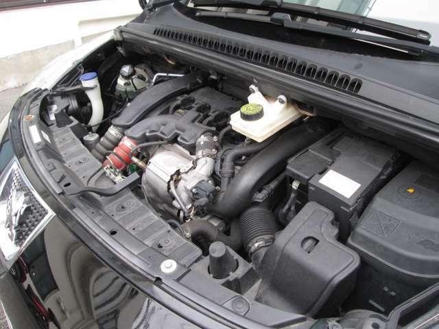 BMWと共同開発された1.6Lツインスクロ-ルタ-ボEG×安心日本製アイシンAW6AT搭載☆
