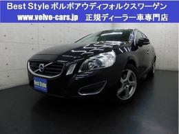 ボルボ V60 DRIVeセーフティpkg 黒革/純ナビ/DTV/ETC/キセノン/ACC/保証付