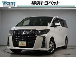 トヨタ アルファード 3.5 SC ナビ8インチ AC100V