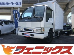 いすゞ エルフバン パネルバン 4WD 地デジナビ Bカメラ ETC
