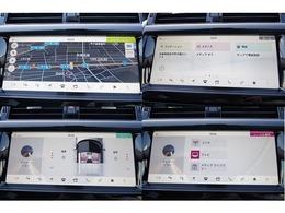 『Touch Pro』10 インチ インフォテイメントタッチスクリーンを装備♪大型のモニターに映し出される高精細なナビ、シートヒーターやエアコンの調整なども