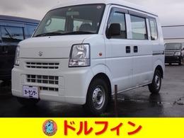 スズキ エブリイ 660 PA ハイルーフ 4WD 5MT 中古冬タイヤ付き 走行1.7万キロ