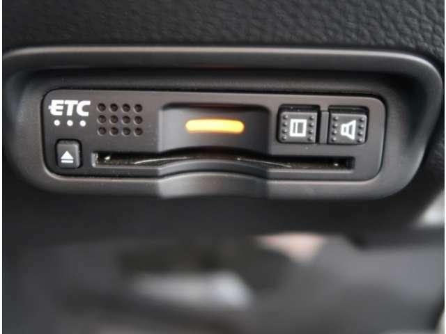 ETC車載器装備