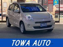 トヨタ パッソ 1.0 プラスハナ CDオーディオ キーレス ETC