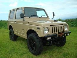 スズキ ジムニー 660 スコット リミテッド 4WD 全塗装済