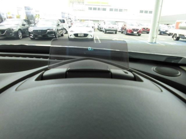 アクティブドライビングディスプレイ付きです。運転中に視線の移動が少なく大変ベンリです♪
