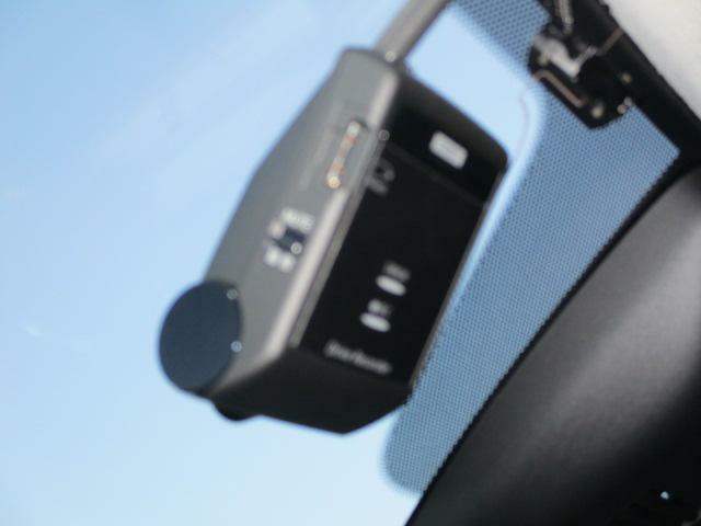 オプションにて純正ドライブレコーダーも装着済。※別途SDカードが必要です。