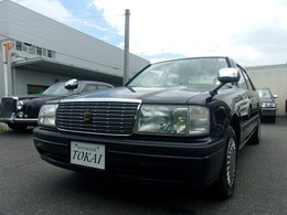 トヨタ クラウンセダン 2.0 スーパーデラックス ガソリン車 板金塗装歴無し 走行47000キロ